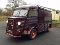 Vintage HY van for Hire. Weddings, Privet party's, Film, Advertising , Festivals, street food.