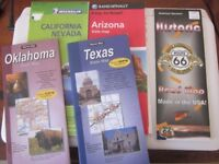 SELECTED ROAD MAPS FOR ROUTE 66