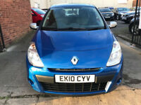 Renault Clio 1.2 16v I-Music - 2010, 65K Miles, 1 Keeper, 12 Months MOT, Pan Roof, Service History!