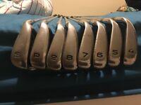Slazenger Big Ezee Irons 4-SW - ideal for beginners