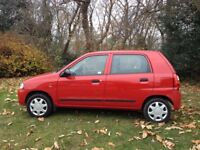 *£30 a year road tax* SUZUKI ALTO 1.0 2005 MOT SEPTEMBER 2018 SERVICE HISTORY £30 A YEAR ROAD TAX