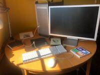 Working Power Mac G5 6600 Model Dual 2.3ghz Processor, 2.5gb RAM