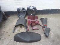 Honda PS pes 125 parts spares