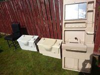 Caravan/Motorhome accessories (Thetford, Dometic)