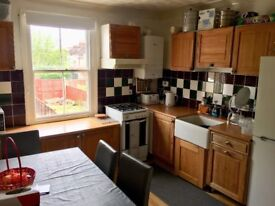 Fully furnished double room for rent