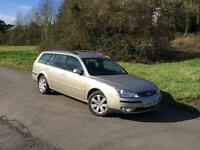 Ford mondeo ghia 2.0 tdci 6 speed ( 12 month mot )