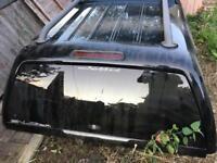 Nissan Navara D40 Snug Top / Tow Bar / Load Liner / Mats / Under Seat Boxes