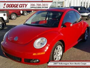 2007 Volkswagen New Beetle Coupe Manual   FWD   PST Paid - Heate