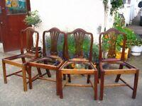 chairs -tables - cabinets- antique furniture restoration, repair, Edinburgh area