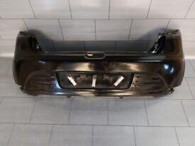 Clio rear bumper 2016