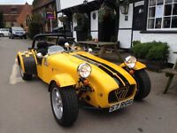 Caterham Seven 1800 Supersport (2001) For Sale - Exceptional