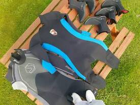Dry/wet suits