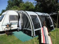 Star Camp Magnum 390 air awning
