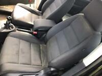 Mk1 touran front seats ideal caddy conversion