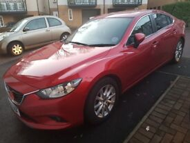 Mazda 6, Soul Red, Petrol: Spacious and Sexy Car!