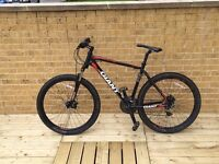 "Giant ATX 2 27.5"" LARGE Mountain Bike 2016 - Hardtail MTB - 2 MONTHS OLD RRP £350"
