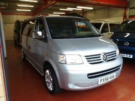 Volkswagen Transporter T5 Campervan Conversion