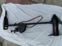 minn kota 12 volt eletric outboard