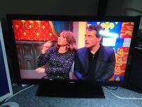 "Excellent 39"" BUSH LCD 1080P full HD + freeveiw inbuilt Tv"