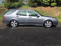 Saab 95 1.9 tid diesel estate 1 years mot low miles like passat tdi vectra