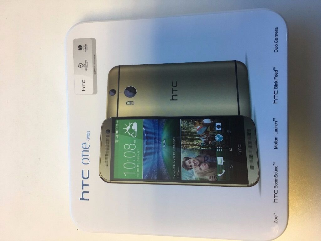 HTC One M8 in box with all accessories SIM FREE UNLOCKEDin Birmingham City Centre, West MidlandsGumtree - WHOLESALE PRICE HTC One M8 Boxed with All Accessories SIM FREE UNLOCKED to all networks Price £140 (Fixed Price, No Bargain, No Offers) Specifications 160g, 9.4mm thickness Android OS, v4.4.2, up to v6.0 Internal Memory 16/32 GB, 2 GB RAM 5.0 inches...