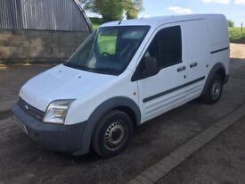 FORD TRANSIT CONNECT SWB LOW ROOF NO VAT