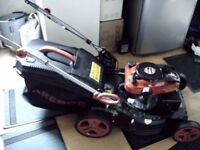 18 inch Arebos Self propelled Lawn mower