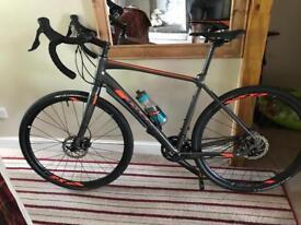 Giant slr gx 2, large frame, 27.5 wheels, gravel/road bike