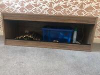 Reptile Vivarium including full set up (but missing glass doors)