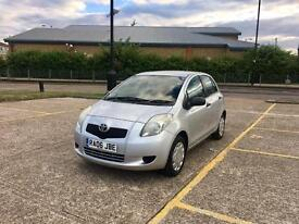 2006 TOYOTA YARIS 1.0 PETROL – 5 DOOR HATCHBACK, MANUAL, 12 MONTHS MOT, FSH, EXCELLENT CONDITION