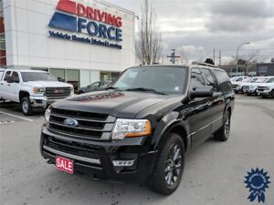 2017 Ford Expedition Max Limited 8 Passenger 4X4, Backup Camera