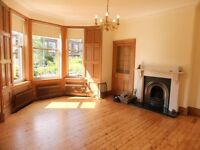 3 bedroom unfurnished house with private garden for rent on Comiston drive, Morningside, Edinburgh