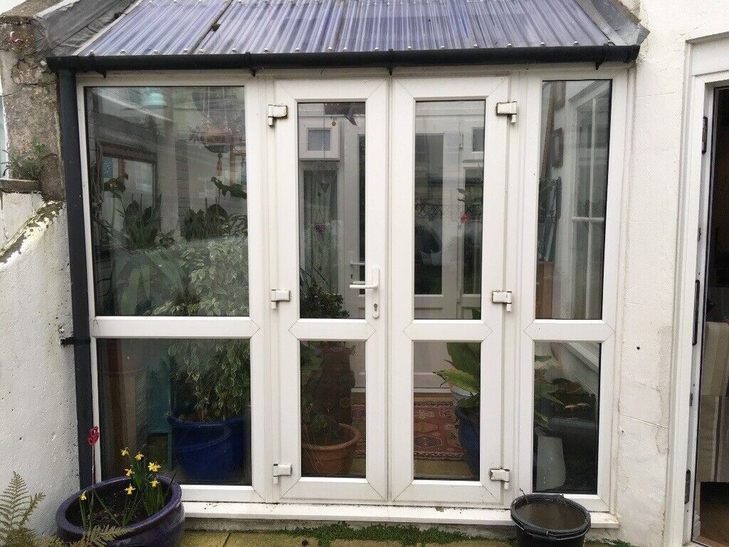 Double Glazed French Doors With Frame Patio In Bexhill On Sea East Sus Gumtree