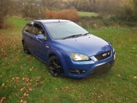 **BARGAIN** FORD FOCUS ST-3 private reg comes with it **£3650**