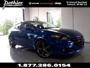 2014 Dodge Dart GT | LEATHER | 8.4 TOUCHSCREEN | HEATED SEATS |