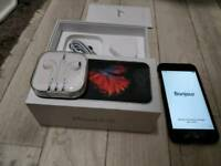 iPhone 6s 16GB O2 great condition