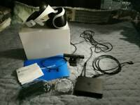 PS VR (V2 / 2nd Gen) Playstation 4 with Move Camera (V2) Boxed Bundle Immaculate