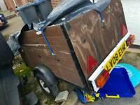 Car trailer 5 x 3
