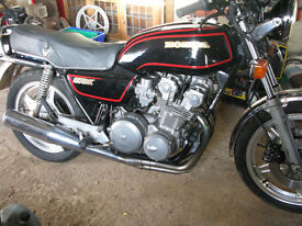 Honda CB750K 1979 good condition UK bike