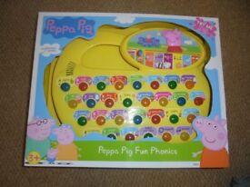 Peppa Pig Fun Phonics.