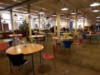 Salts Diner, within Salts Mill requires Front of House Team Members