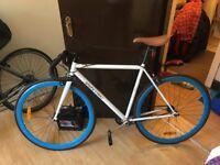 One speed Bike/Bicycle - Graphic bikes- fixed wheel