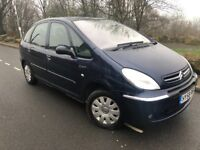 2008 58 Citroen xsara Picasso vtx 1.6 Hdi ( 1560 cc). Cheap insurance mpv # parking sensors # cruise