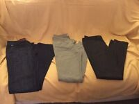 Bundle of size 6/8, 8 and 10 women's clothes, smoke free home