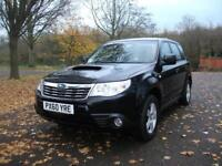 SUBARU FORESTER 2.0D X 5dr FULL SERVICE HISTORY ++ NEW SHAPE ++ 4X4 PROPER MA...