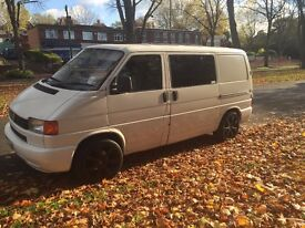 Volkswagen transporter T4 19td - Totally Rebuilt Engine- Full Re-Spray-12mths MOT - reduced!