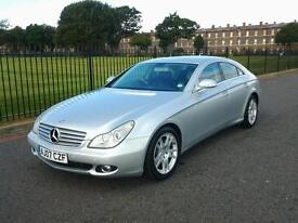 Mercedes CLS320 7G-tronic 2007