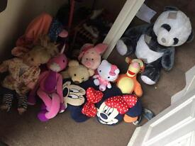 Children's Disney teddy bears