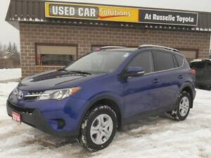 2014 Toyota RAV4 LE FWD Peterborough Peterborough Area image 1