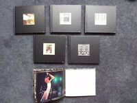 Led Zeppelin, Complete Studio Recordings, box set CD's